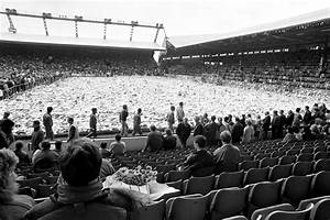 What happened at the Hillsborough Disaster? Footage of the ...