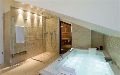 Badezimmer Mit Sauna by Badezimmer B 228 Der Baddesign Wellness Sedlmayr