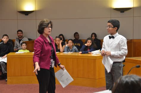 community outreach gallery mock trials  central