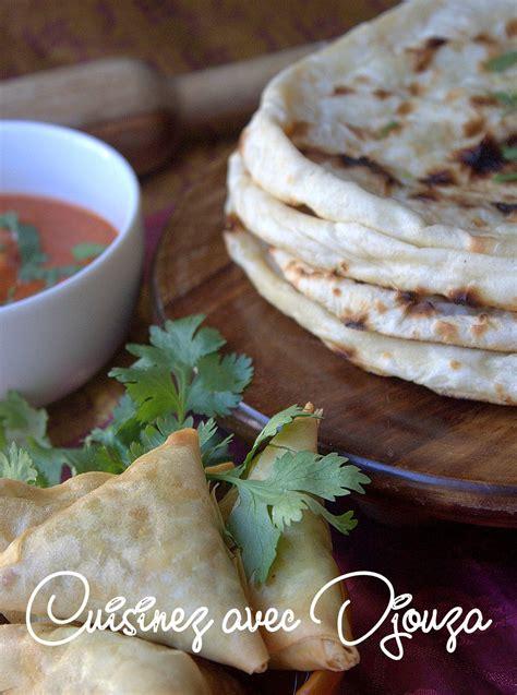 tamiser cuisine recette naan indien recettes faciles recettes
