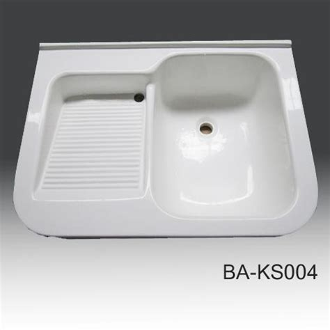 solid surface kitchen sinks solid surface kitchen sinks ba ks004 with certificate of