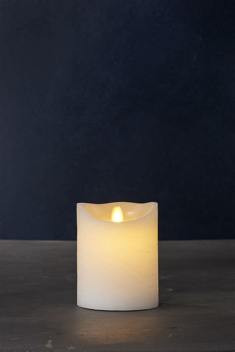 sirius sara led candle small homewares candles  home
