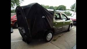 Two 2001 Pontiac Aztek Base  U0026 Gt Tent Camping Suv Srv 4 Door 3400 Gm Comparing Options
