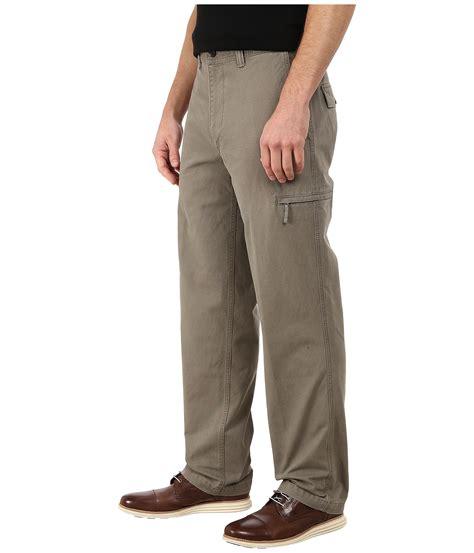 lyst dockers  crossover cargo pants  gray  men