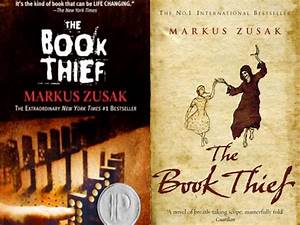 Review The Book Thief The Girl And Her Books