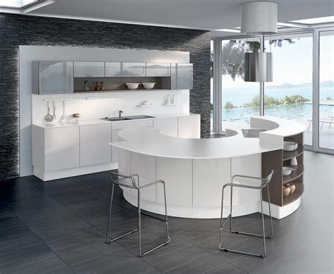 cuisine brun et blanc cuisine l500 equinoxe laqué blanc brillant m100h