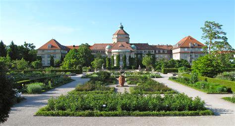 Botanischer Garten Münchennymphenburg