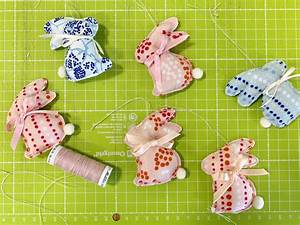 Osterdeko Selber Nähen : frohe ostern schnelle osterdeko selber n hen bernina blog ~ Watch28wear.com Haus und Dekorationen