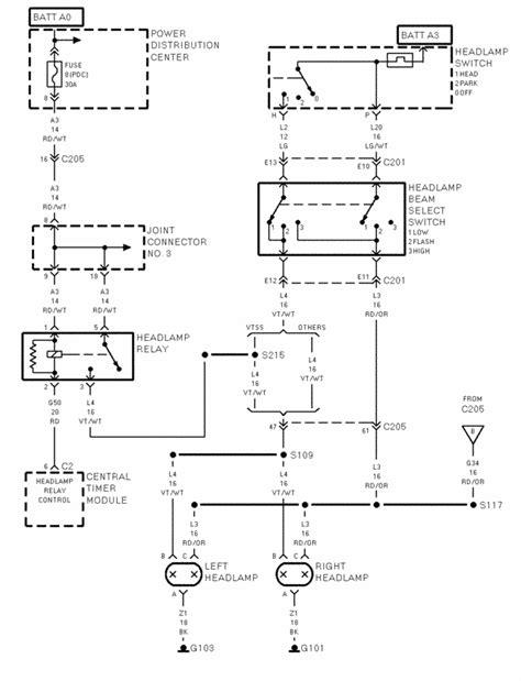 Dodge Ram How Replace Headlamp Relay Dodgeforum