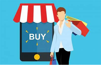 Clip Shopping Business Purchasing Graphic Commerce Illustration