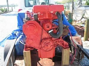 Ford Lehman Marine Diesel Engines Manual