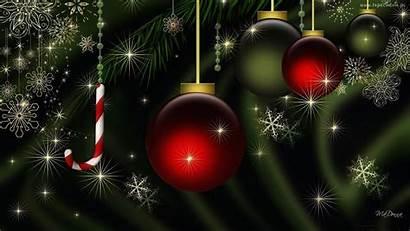 Christmas Dark Background Windows Wallpapers Widescreen Desktop