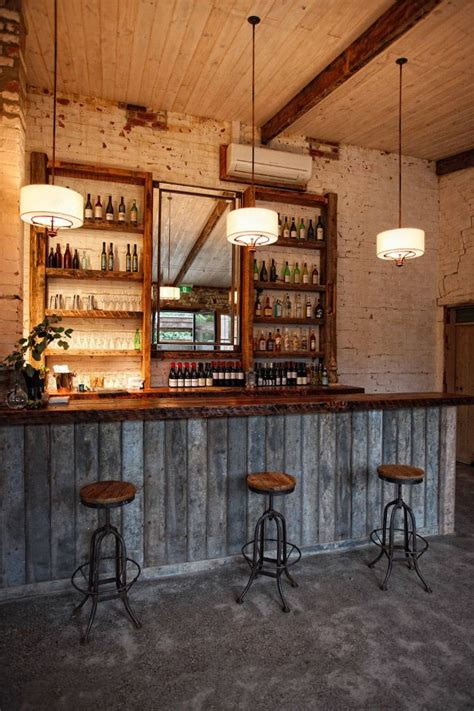 Rustic Bar Ideas by Clever Basement Bar Ideas Your Basement Bar Shine