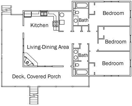cabin layouts