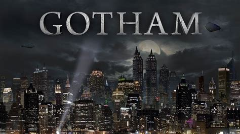 Gotham City Sirens Wallpaper Hd Gotham City Hd Wallpaper Wallpapersafari