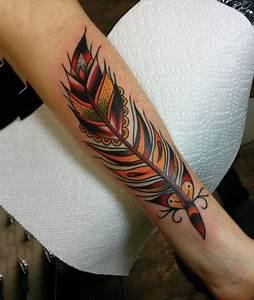 Tatouage Plume Poignet : tatouage plume ~ Melissatoandfro.com Idées de Décoration