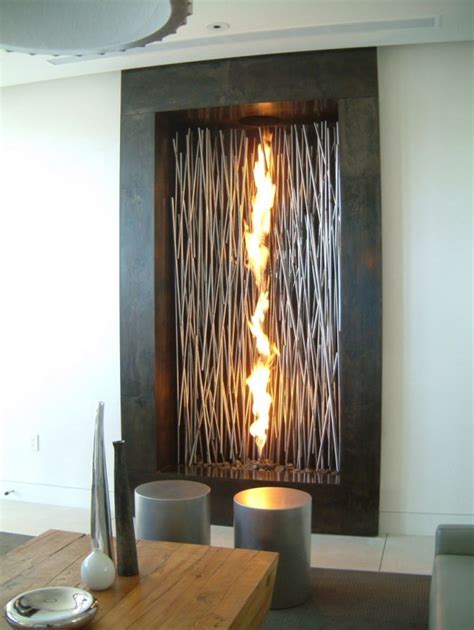 unique fireplaces modern decorative fireplaces home designs project