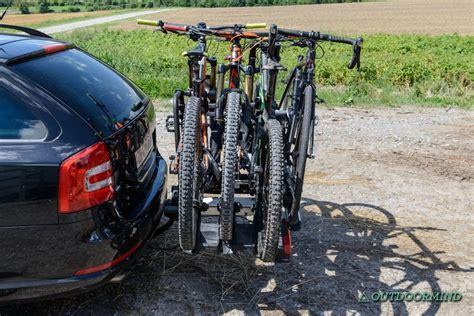 fahrradtraeger thule velocompact  test outdoormind