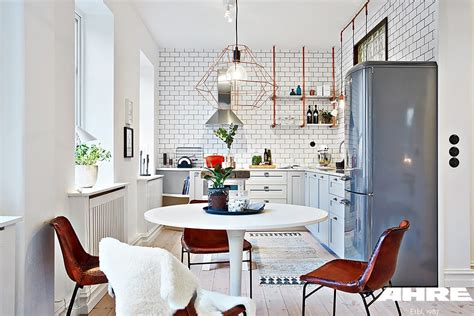 scandinavian home interiors home that converges shape with functionality decoholic