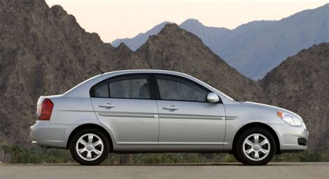 2010 Hyundai Accent Sedan by Hyundai Accent Sed 225 N 2006 2010 Opiniones Datos T 233 Cnicos
