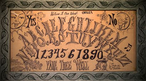 Wallpaper Ouija Board by Occult Wallpaper And Background Image 1920x1068 Id 304735
