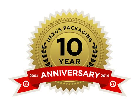 10 year anniversary ideas 10 year anniversary logo ideas pictures to pin on pinterest pinsdaddy