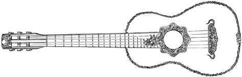 guitar strings clipart clipground