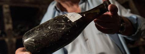 cuisine lons le saunier jura une bouteille de vin jaune de 1774 adjugée plus de