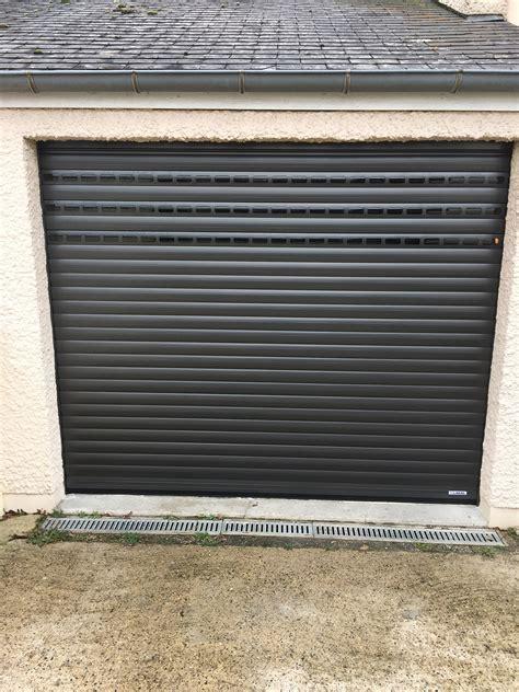 porte garage roulante portes de garage jeco