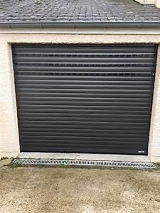 Portes de garage jeco for Porte roulante garage