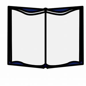 Open book outline clipart free images - Cliparting.com