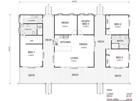 floor plans queensland homes kit home designs floor plans
