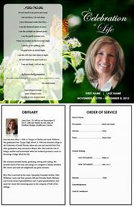 the funeral memorial program blog free funeral program With free downloadable funeral program templates