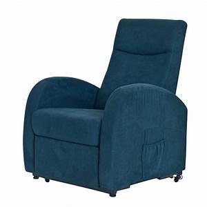 Hukla Relaxsessel Mit Motor : sessel asmus in blau mit motor und aufstehhilfe ~ Bigdaddyawards.com Haus und Dekorationen
