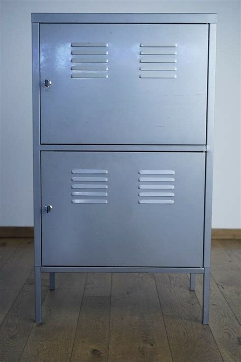Metall Ikea by Ikea Ps Metal Cabinet 60wx40dx105h In Hove East
