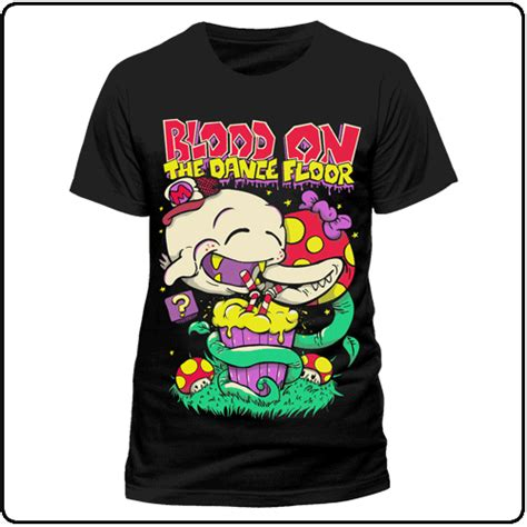 Blood On The Floor Band Merch by Blood On The Floor Official Blood On The