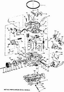 216 Chevy Carburetor Diagram