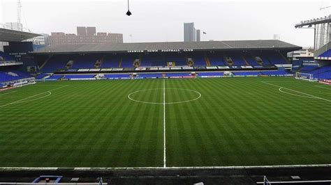 Ipswich announce losses of almost £16m for financial year ...