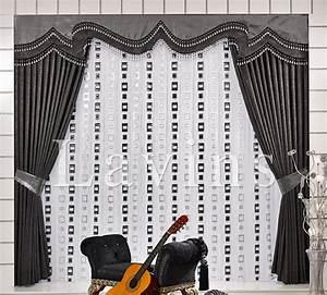 Rideaux Pour Salon Moderne : modle rideau salon moderne best rideaux pour salons marocains modernes with modle rideau salon ~ Teatrodelosmanantiales.com Idées de Décoration