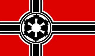 Star Wars Galactic Empire Flag