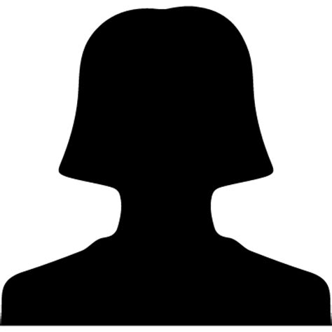 Female student silhouette ⋆ Free Vectors, Logos, Icons and ...