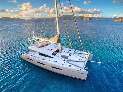 Xenia Catamaran Privilege Charter Yacht Guru Charters