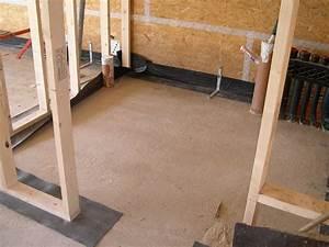 Poser Bloc Porte Entre 2 Murs : etanch it l air suivez la construction d 39 une maison ~ Dailycaller-alerts.com Idées de Décoration