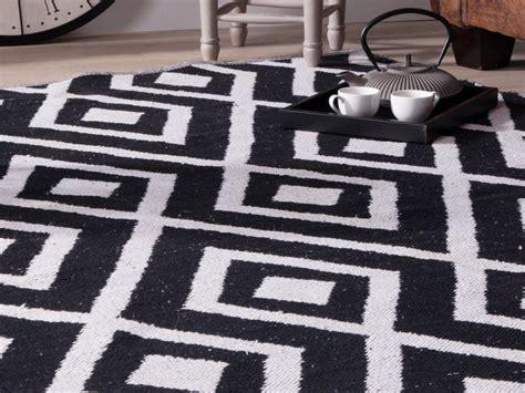 emejing tapis marron  blanc pictures awesome interior