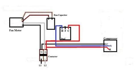 Replacing Wire Condenser Fan With