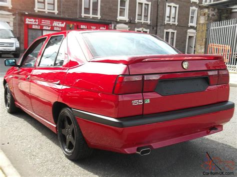 Alfa Romeo 155 by Alfa Romeo 155 Q4 Widebody Only 2 In The Country