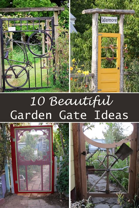 garden gate designs stylish and stunning design