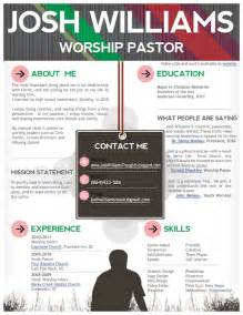 worship leader resume exles new resume the sounds of josh williams