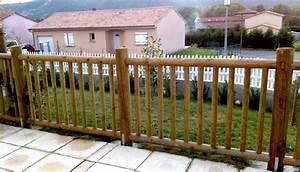 Rondin De Bois Pour Jardin : bois pour l 39 am nagement d 39 ext rieur lames pour terrasse ~ Edinachiropracticcenter.com Idées de Décoration