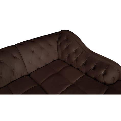 30 merveilleux canape angle cuir marron lok9 meubles